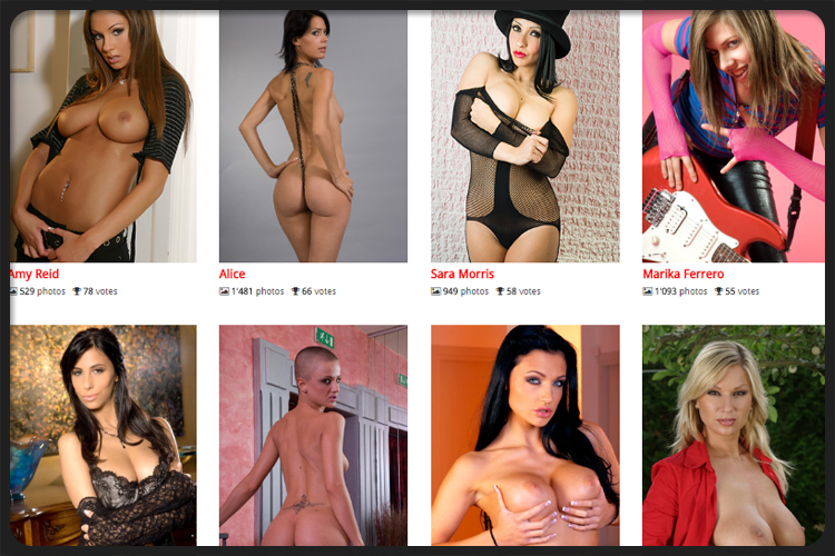 Top pay adult site for glam models.