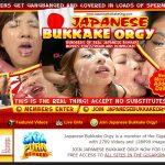 Japanese Bukkake Orgy bukkake porn site preview images