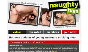 Good porn site for handjob videos.