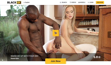 Great pay porn site for interracial sex vids.