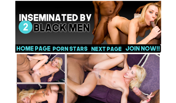 Great porn website with membership for interracial sex videos.