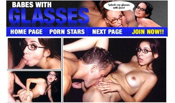 Good paid sex site for hot girls with glasses.