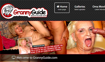 Top rated paid sex site for granny porn lovers.
