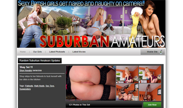 Top rated pay porn site with amateur content.