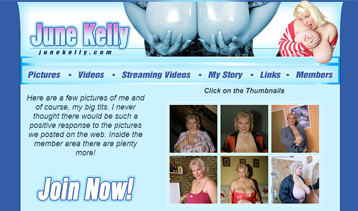 FIne paid porn site focused on natural tits.
