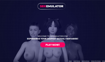 Nice adult paysite for good adult games.