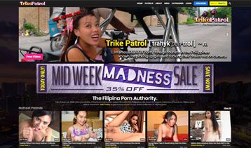 The finest paid porn site if you are looking for hot Filipina chicks.