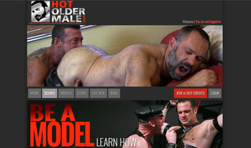 Top rated gay pay porn site if you like mature men.